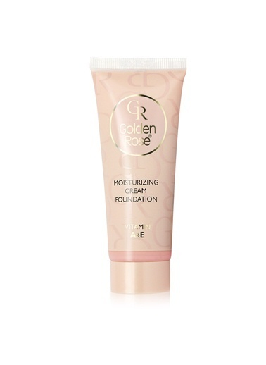 Golden Rose En  Moisturizing Cream Foundation No:06 Ten